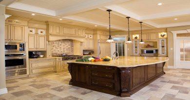 cuisine de luxe